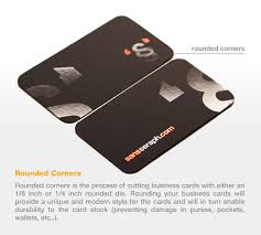 Business Cards Rounded Corners Silk Business Cards Thick Luxury Business Cards Taste Of Ink