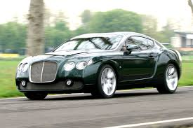 first bentley ever made zagato bentley continental gtz evo
