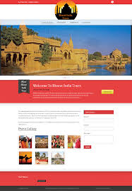 travel web images Best tour website design travel web design for tour operator png