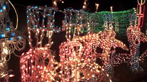 Preview Dickinson Festival Of Lights Youtube