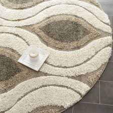 shag round oval u0026 square area rugs shop the best deals for nov