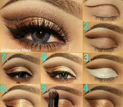 this eyeshadow idea is super hot and it looks amazing this make up would probably