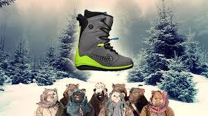 light up snowboard boots lunarendor qs snowboard boots