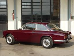 1969 alfa romeo gt veloce 1750 coys of kensington