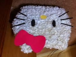hello kitty piñata how to make a piñata papercraft on cut out