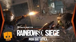 siege omc rainbow six siege gameplay pior que ta fica português pt br
