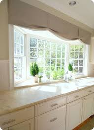 Kitchen Bay Window Ideas Window Treatment Ideas For Bay Windows Small Windows Window And