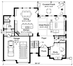 2 story open floor house plans 2 story open floor plans with porch stone home deco plans