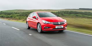 vauxhall red vauxhall astra review carwow