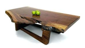 custom made coffee tables custom coffee tables wood solid modern table with 11 steeltownjazz