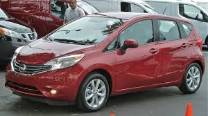 nissan versa note nissan versa hits high note new car picks
