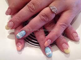 3d nail art designs bows nail toenail designs art