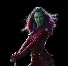 Gamora Costume Gamora Guardians Of The Galaxy Red Costume Versatile Leather