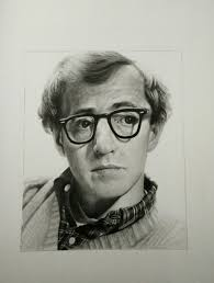 woody allen portrait by selicatomattia on deviantart