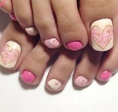 20 lovely valentine u0027s day toe nails designs styleoholic