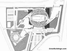 ad classics yoyogi national gymnasium kenzo tange site plans