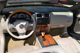 cadillac xlr interior 2006 cadillac xlr convertible 206378