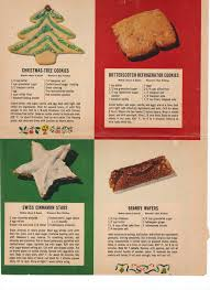 24 easy vintage christmas cookie recipes frugal sos