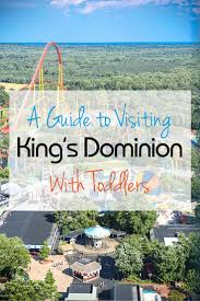 how to entertain toddlers at king u0027s dominion traveling mom