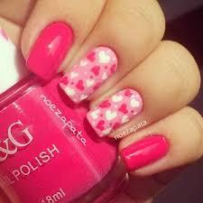 41 best valentine u0027s day acrylic nail art images on pinterest