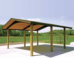 outdoor wood pavilions for backyard long life composite white