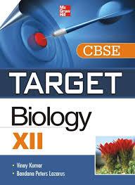 target cbse biology class xii 1st edition buy target cbse