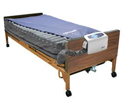 Smith System Furniture by Harmony True Low Air Loss Tri Therapy Mattress Replacement System