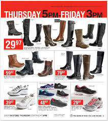 womens boots herbergers bon ton black friday ad 2015