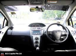 buy used toyota yaris manual car in singapore 12 000 search