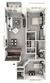 Waterfront Floor Plans Waterfront Apartments In Virginia Beach Va Edward Rose