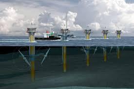 cómo conseguir energía de las mareas energía maremotriz energía