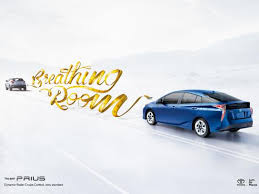 Toyota Prius Branding Caign In China Toyota Ads Of The