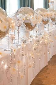 wedding ideas for winter picture of sparkling silver winter wedding ideas
