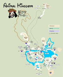 Disney World Epcot Map Map Kennythepirate U0027s Unofficial Guide To Disney World