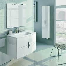 31 Bathroom Vanity Eviva Cali 31 Wall Mount White Modern Bathroom Vanity With White