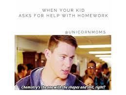Triumphant Baby Meme - relatable af memes about homework