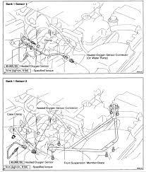 lexus isf o2 sensor removal pics of location of oxygen sensors clublexus lexus forum