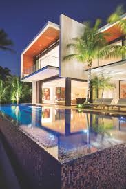 Home Design Group S C by Contemporary Tropical Oasis In Miami Beach Florida Luxury Pools