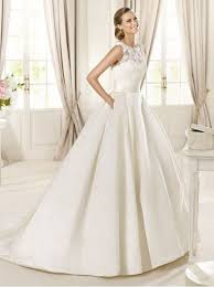 Satin Wedding Dresses The 25 Best Satin Wedding Gowns Ideas On Pinterest Lace Wedding