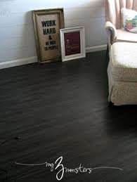 recently i shared with you guys our new vinyl plank floors and
