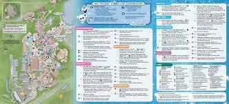 disney epcot map may 2015 walt disney resort park maps photo 4 of 14
