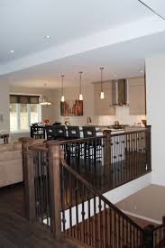 remarkable basement stair railing ideas pics inspiration amys office