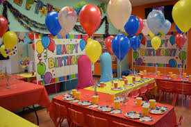 birthday party venues for kids birthday party room tips your birthday party ideas