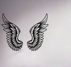 Angel Home Decor Online Get Cheap Angel Wings Wall Aliexpress Com Alibaba Group