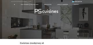 cuisiniste aubagne cuisiniste pour pose de cuisine sur mesure à aubagne ps cuisines