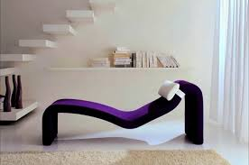 Purple Chaise Lounge 15 Fresh And Cool Indoor Chaise Lounge Ideas