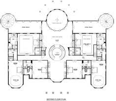 Mansion Layouts Cottage For C D Beadle First Floor Foundation Second Floor Plan