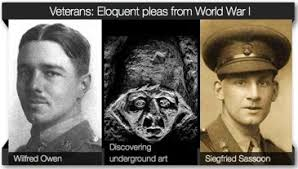 Wilfred Meme - interfaith peacemakers on world war i wilfred owen siegfried sassoon
