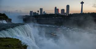 the hornblower niagara falls experience site name