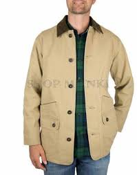 Plus Size Quilted Barn Jacket Orvis Classic Collection Men U0027s Canvas Quilted Barn Jacket Ebay